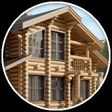 Остекление деревянных домов Из-за влажности деревянные дома подвержены усадке, поэтому остекление деревянных домов лучше доверить нашим профессионалам, которые смогут качественно установить окна.